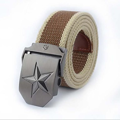 Cinturones para caballero