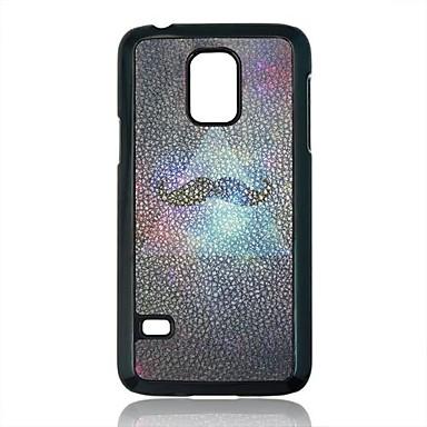 Борода Pattern Пластиковый корпус для Samsung Galaxy S5 Mini G800
