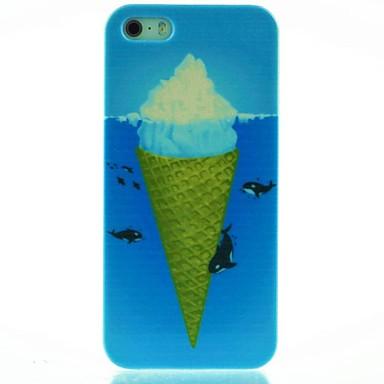 Футляр Ice Cream Corner Шаблон для iPhone4 / 4S