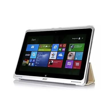 Pajiatu искусственная кожа Шелковый Зерно Ultra Slim Стенд защитный чехол Обложка кожи для Acer Aspire Переключатель 10 10.1