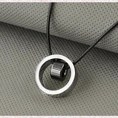 homme pendentif de collier bijoux acier au titane alliage. Black Bedroom Furniture Sets. Home Design Ideas