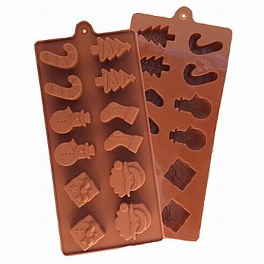 Chocolate del silic n diy moda cocina herramientas de la for Herramientas de cocina