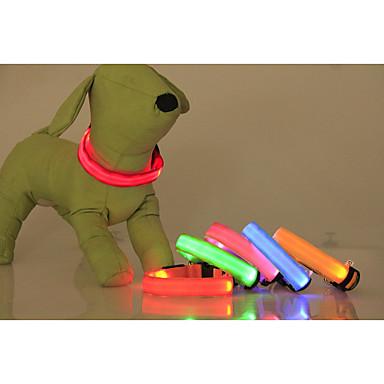 LED-Beleuchtung Halsbänder Halsbänder Hundehalsbänder