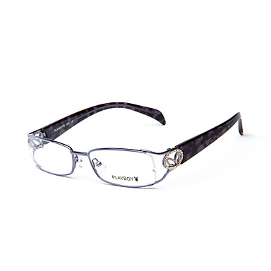 [Free Lenses] Women s Acetate/Plastic / Metal Rectangle ...