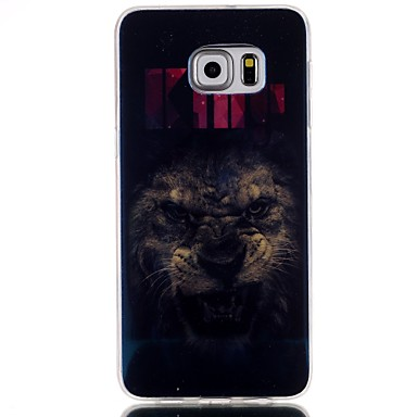 Disney's The Lion King Pattern Blu-ray TPU Soft Back Cover Case for Galaxy S6/ S6 Edge/S6 Edge Plus/S3/S4/S5