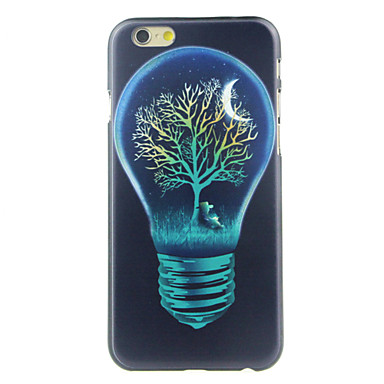 Light Bulb Pattern  Hard Case for iPhone 6/6S