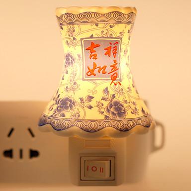 Porselen lampe
