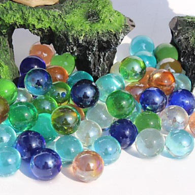 Aquarium decoration rocks glass 4902711 2017 - Glass stones for fish tanks ...