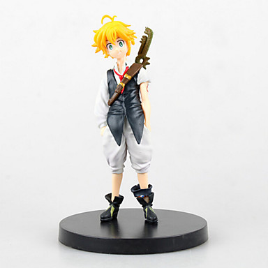Seven Deadly Sins Anime Action Figure Model Toy Doll Toy ...