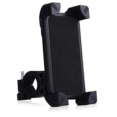 fixation support pour t l phone automatique v lo moto guidon support ajustable plastique for. Black Bedroom Furniture Sets. Home Design Ideas