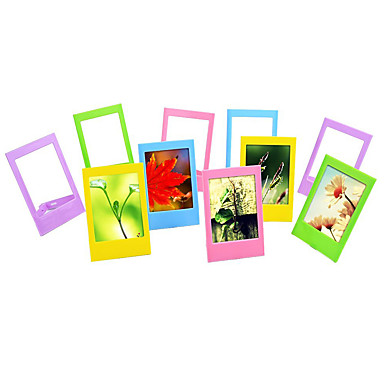 3 Inch Table Photo Frames/ Mini Frames Fujifilm Instax mini 8/ 7s/ 90/ 25/ 50s/ 70 Film, 10 Pack