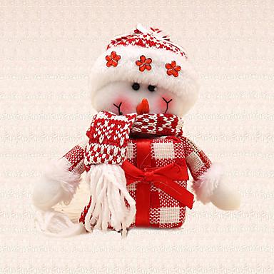 Cadeaux 1pc pendentif de bonhomme de neige charmes d 39 arbre for Articles decoration maison