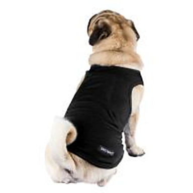 100% Cotton Solid Pet Vest for Dogs and Cats (Assort Colors , Assort Sizes)