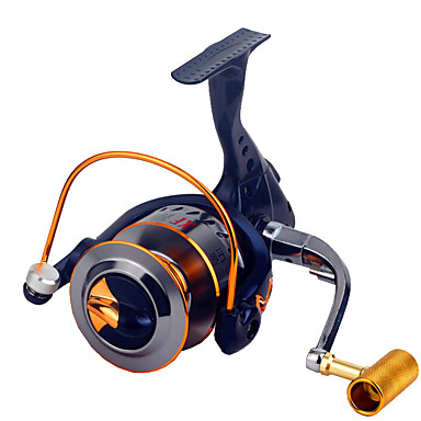 Fishing Reel Spinning Reels 2.6:1 16 Ball Bearings Exchangable General Fishing-XF3000