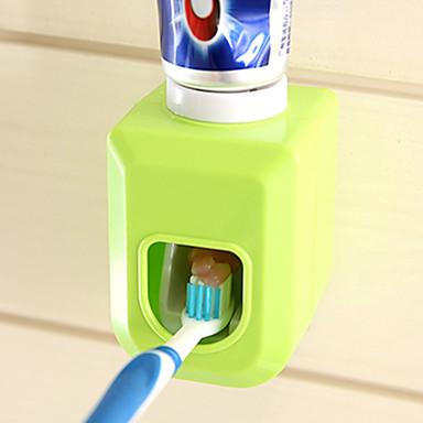 Porte brosse dents moderne autres plastique de 5618208 for Laver rideau de douche plastique machine