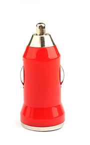 Mini USB Car Charger - Red for iPhone 6 iPhone 6 Plus