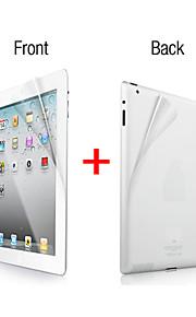 Helkropp Skärmskydd för iPad, iPad 2 och Nya iPad