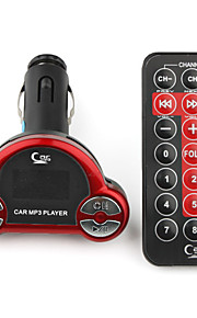 Car MP3 Player with FM Transmitter (Beatles)
