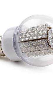 4W E14 B22 LED-globepærer A60(A19) 78 Høyeffekts-LED 210 lm Naturlig hvit AC 220-240 V
