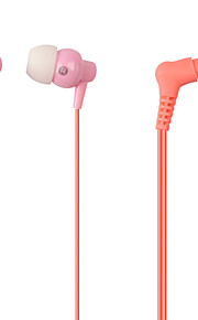 Stereo Earphone for iPhone, iPad, iPod & Other Cellphone (Assorted Colors)