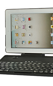 Wireless Keyboard Case for the New iPad