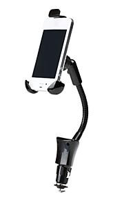 USB로 360도 조절 차량 홀더 (Holder)는 아이폰과 삼성 Galaxy S3 i9300에 대한 비용을 청구하는