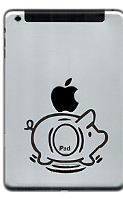 Pig Protector Sticker Design for iPad Mini