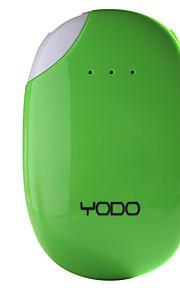 Yodo externa battrey för iPhone och mer (3000 mAh)