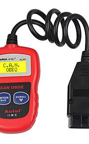 Autel® AutoLink AL301 OBD2/OBDII/CAN Diagnostic Code Reader Scan Tool