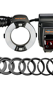 MK-14EXT LED Macro Ring Flash TTL LCD-skærm til Canon DSLR
