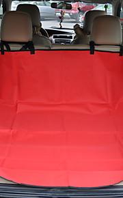 Gato Cachorro Cobertura de Cadeira Automotiva Animais de Estimação Capachos e Alcochoadas Prova-de-Água DobrávelVermelho Preto Azul