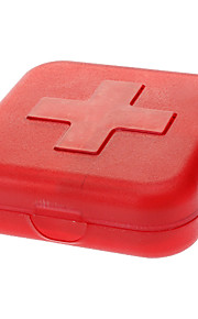 Viagem Porta-Comprimidos para Viagem / Copacho Inflado Acessórios de Emergência para Viagens Plástico