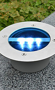 Solar strøm rund Innfelt terrasse sti Hage Led lys (Cis-57154)
