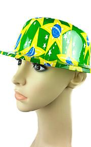 Chapéu da bandeira nacional do Brasil