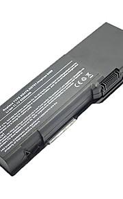 5200mAh Ersättning laptop batteri för Dell Inspiron 6400 E1505 E1501 1501 GD761 kd476 PD942 PD945 PD946 - Svart