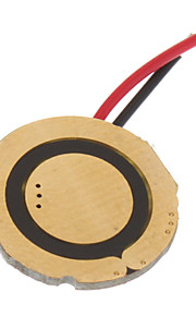 5-tilstand LED Driver Circuit Board for lommelygte (DC 2.8-4.2V)