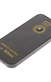 newyi trådløs fjernbetjening til d90 D3000 D80 D40 / lite Touch - sort