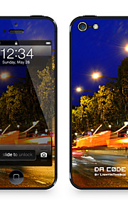 "Da Kode ™ Skin for iPhone 4/4S: ""Champs Elysee Traffic"" (City Series)"