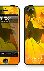 "Codice Da ™ Pelle per iPhone 4/4S: ""Autumn Leaves"" (Piante Series)"