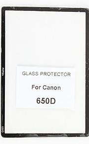 Fotga Premium LCD-skærm panel protektor Glas til Canon EOS 650D