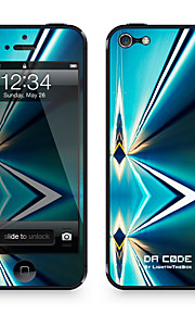 "Codice Da ™ Pelle per iPhone 4/4S: ""Punto di fuga"" (Abstract Series)"
