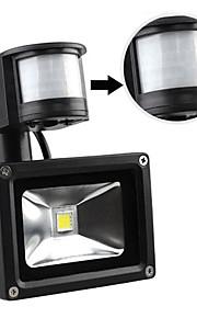Umei ™ llevó la luz de inundación, 1 LED, aluminio moderna blanco / blanco cálido