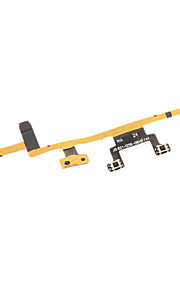 Power Button On/Off Volume Control Flex Cable Replacement Part for iPad 3