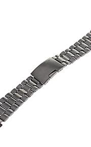 Masculino Feminino Pulseiras de Relógio Aço Inoxidável #(0.066) Acessórios de Relógios