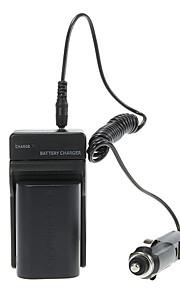 ismartdigi 1800mAh camera batterij + Car Charger voor Canon 5D Mark Ⅱ 5D2 7D 60D 70D 5D 6D Ⅲ 5D3