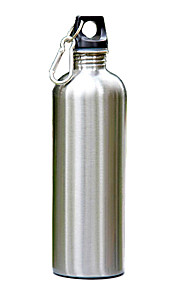 750ml Stainless Steel Bicycle Water Bottle
