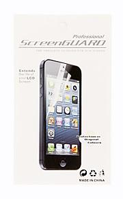 LCD Screen Protector con panno di pulizia per iPod Nano 6