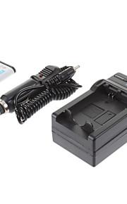 ismartdigi-Sony NP-BX1 (2 stuks) 1240mah, 3.7V camera batterij + Car Charger voor SONY RX100/RX100II/RX1/RX1R/GWP88E