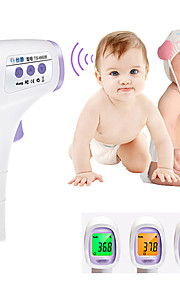 TaiSheng LCD Non-contact Infrared Thermometer Wireless Laser Forehead Infrared IR Body Thermometer for Baby
