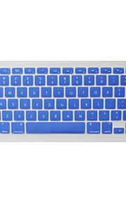 """13.3 """"맥북 에어의 키보드 커버 (블루)"""